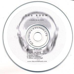 The Room альбом Undermind