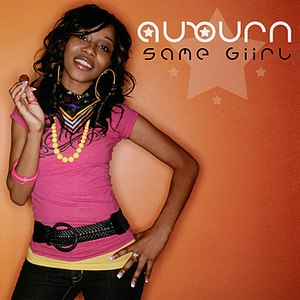 Auburn альбом Same GiiRL