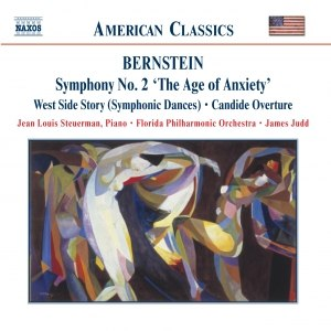 Leonard Bernstein альбом BERNSTEIN: Symphony No. 2 / West Side Story