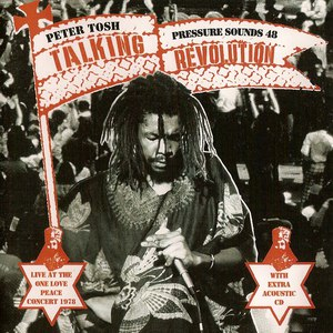 Peter Tosh альбом Talking Revolution