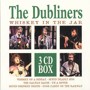 The Dubliners альбом Whiskey in the Jar