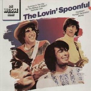 The Lovin' Spoonful альбом 20 Golden Hits