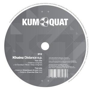 Khainz альбом Distance EP