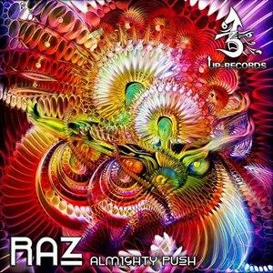 Raz альбом Almighty Push