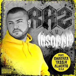 Raz альбом Insomnie (feat. Chakuza, Alberto, Tayfun Kaan, Yassir, Killa Vinz, Bacapon, Cascash & Malik Friedman)