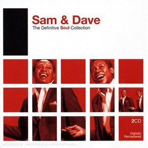 Sam & Dave альбом The Definitive Soul Collection