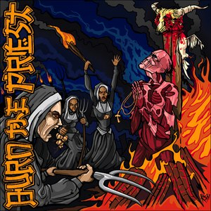 Lamb Of God альбом Burn the Priest