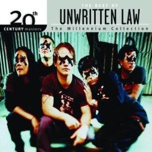 Unwritten Law альбом Best Of/20th Century