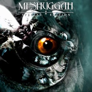Meshuggah альбом I (Special Edition)