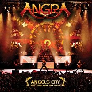 Angra альбом Angels Cry - 20th Anniversary Tour (Live)