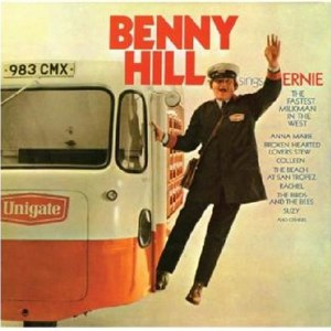 Benny Hill альбом Ernie (The Fastest Milkman In The West) [With Bonus Tracks]