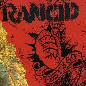 Rancid альбом Let's Go
