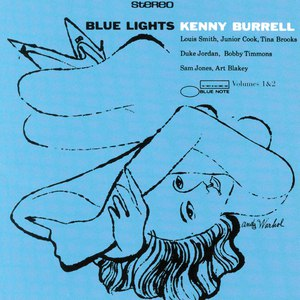 Kenny Burrell альбом Blue Lights Volumes 1 & 2