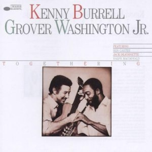 Kenny Burrell альбом Togethering