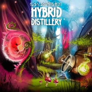 Ganja White Night альбом Hybrid Distillery