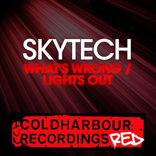 Skytech альбом What's Wrong / Lights Out