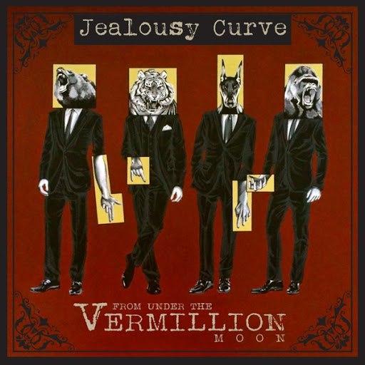 Jealousy Curve альбом From Under the Vermillion Moon
