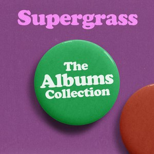 Supergrass альбом The Albums Collection