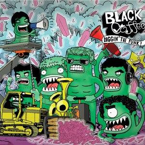 Black Coffee альбом DIGGIN' THE FUNK