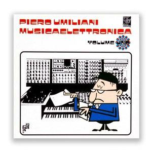 Piero Umiliani альбом Musicaelettronica vol. 1