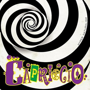 Capriccio альбом Hyper Naturalism