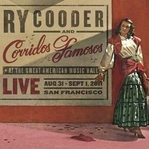 Ry Cooder альбом Live in San Francisco