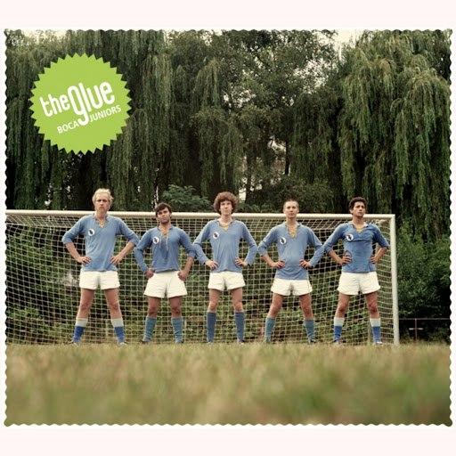 The Glue альбом BOCA JUNIORS