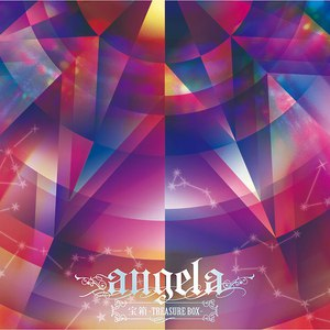 Angela альбом 宝箱 -TREASURE BOX-