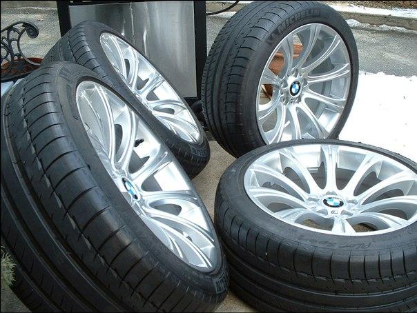 Можно ли ставить на машину разные шины?Новая редакция п. 5.5 приложе