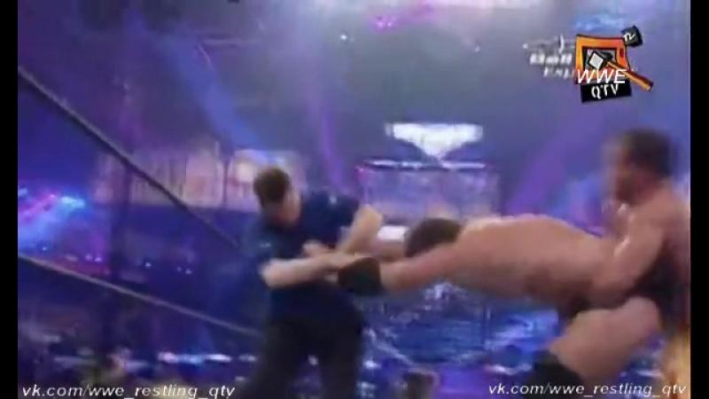 [WWE QTV[Cамці Савців]☆[WrestleMania [XXII][22]John