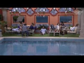De la piscina biqle for Orgia en la piscina