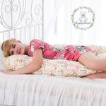 U-образная подушка для беременных и для кормления c96785551ed