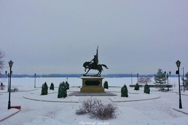 Памятник Григорию Засекину
