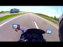 Трасса Е30 М1 Москва - Брест... Май 2017