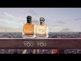 Музыка из рекламы Armani - Stronger With You & Because Its You (Matilda Lutz, James Jagger) (2017)