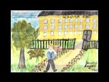 Выставка детских рисунков к 1 сентября на тему «День знаний – расширяем горизонты»!