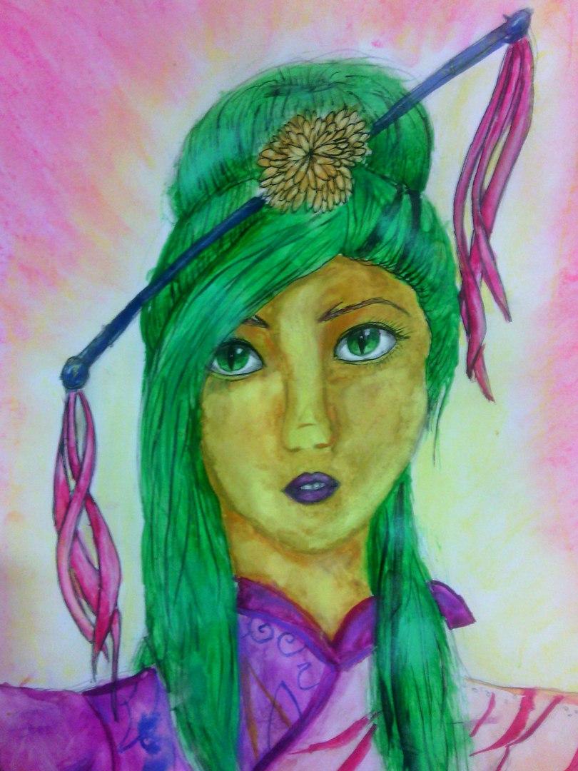 Конкурс рисунков в интернет магазине Магия кукол Джинафаер Лонг