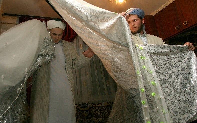 Заключать никох в Таджикистане могут только имам-хатибы