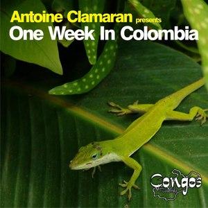 Antoine Clamaran альбом One Week In Colombia