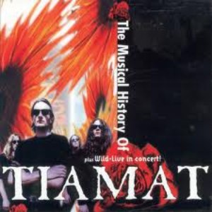 Tiamat альбом The History Of Tiamat