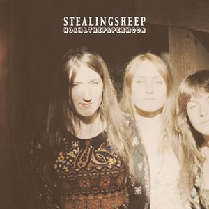 Stealing Sheep альбом Noah & The Paper Moon