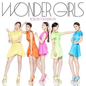 Wonder Girls альбом Nobody For Everybody