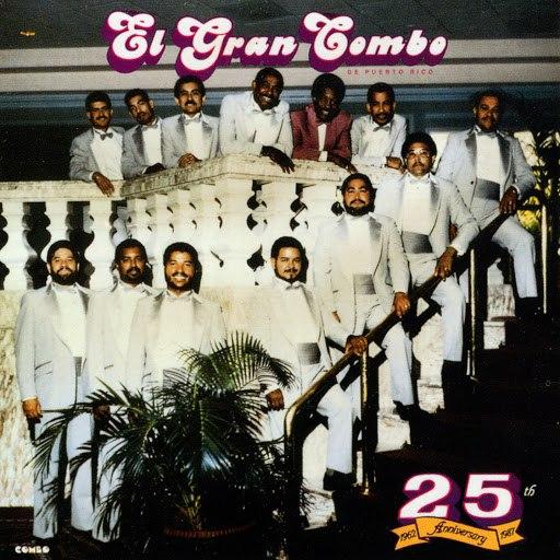 El Gran Combo de Puerto Rico альбом 25th Anniversary