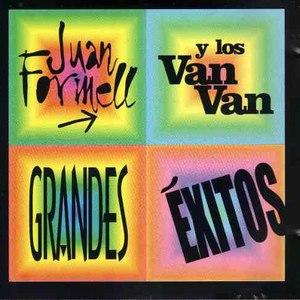 Los Van Van альбом Juan Formell Y Los Van Van - Grandes Éxitos