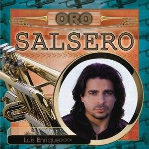 Luis Enrique альбом Oro Salsero