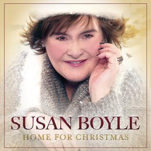 Альбом Susan Boyle Home For Christmas