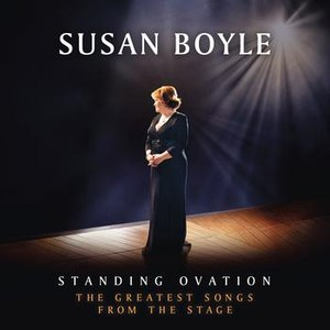 Susan Boyle альбом Standing Ovation: The Greatest Songs From The Stage