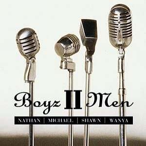 Boyz II Men альбом Nathan, Michael, Shawn, Wanya