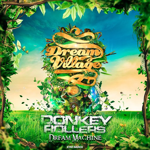 Donkey Rollers альбом Dream Machine
