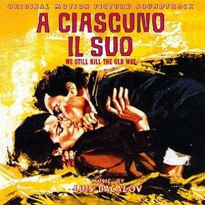 Luis Bacalov альбом A Ciascuno Il Suo